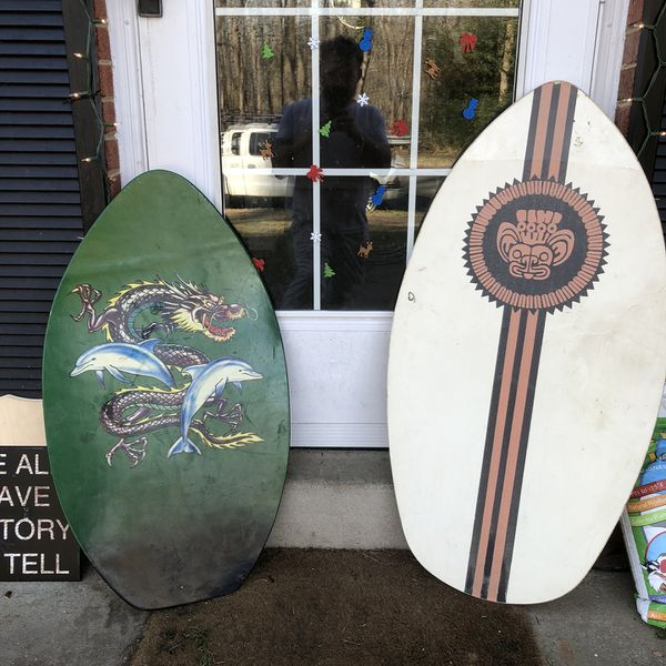 Surfboard/wakeboard