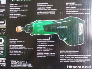 Hitachi 12v Rotary Drill Kit. New for Sale in Traverse City, MI