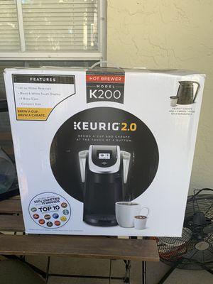 Keurig K200 for Sale in North Miami, FL