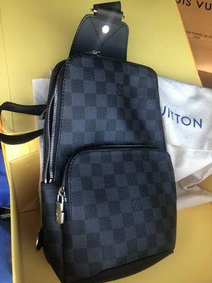 "Louis Vuitton ""Avenue Sling Bag"" for Sale in Turlock, CA"