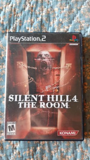 SILENT HILL 4 PS2 for Sale in Coventry, RI