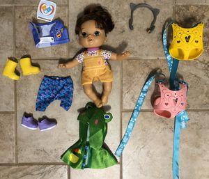 Little baby alive doll for Sale in Williamsburg, VA