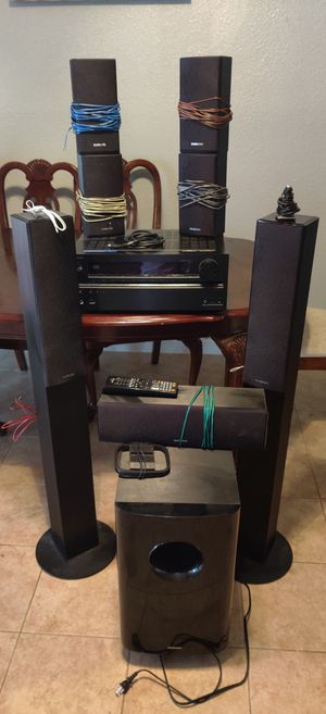 Onkyo Surround System for Sale in Houston, TX