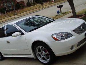 2002 Nissan Altima SE• clean for Sale in Chicago, IL