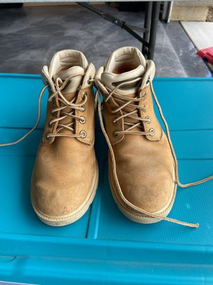 Boys work boots size 6 for Sale in Menifee, CA