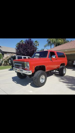 1978 Chevy Blazer for Sale in San Diego, CA