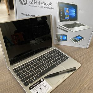 hp Notebook detachable Pc With Pen for Sale in San Francisco, CA