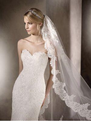 New La Sposa Heno wedding gown by Pronovias for Sale in Lompoc, CA