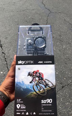 SkyOptik So90 4K Video - Camera for Sale in Compton, CA