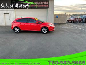 2013 Ford Focus for Sale in Hesperia, CA