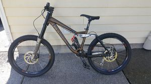 Kona Stinky Deluxe Downhill Mountain Bike for Sale in Bothell, WA