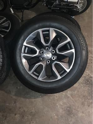 2020 Chevy Texas Edition Rims for Sale in Irving, TX