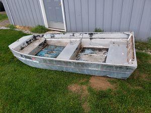 Jon boat for Sale in Vassar, MI