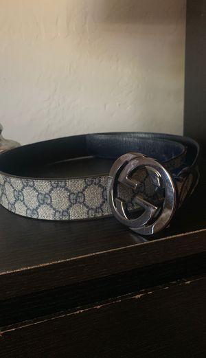 Gucci Belt 100% authentic size 38 for Sale in Chula Vista, CA