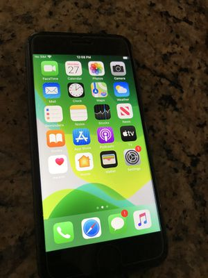 Apple iPhone 8 64gb space gray AT&T and cricket for Sale in Corona, CA