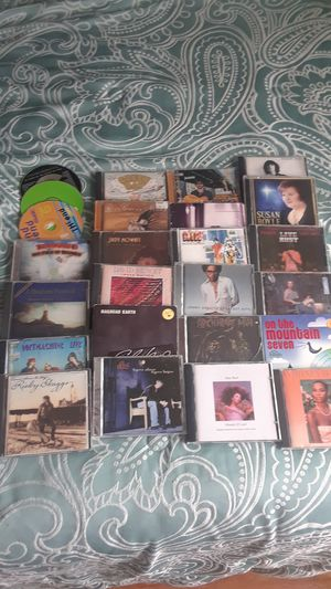 25 cds Variety of music for 10.00 for Sale in Seattle, WA