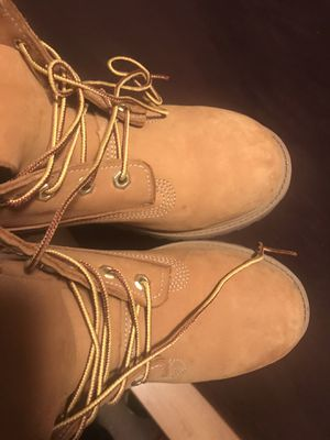 Timberlands size 7 for Sale in Rex, GA