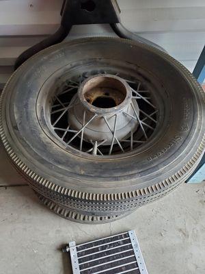 Model A wheels for Sale in Santa Barbara, CA