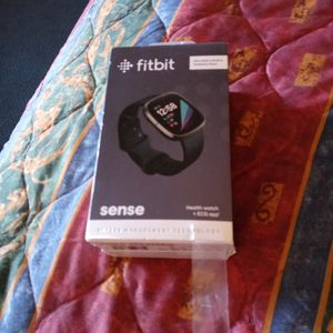 Fitbit Senses Brand New It's A Must-have Watch With A Lot Of Cool Features for Sale in Highland, CA