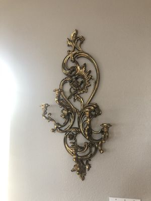 Gorgeous vintage sconce (hollywood regency style) for Sale in Grover Beach, CA