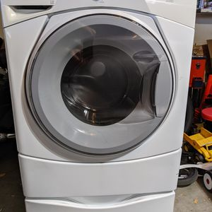 Whirlpool Duet Sport Washer And Dryer Set for Sale in Arvada, CO