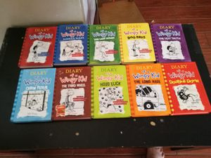 Like new diary of wimpy kid hardcover for Sale in Los Angeles, CA
