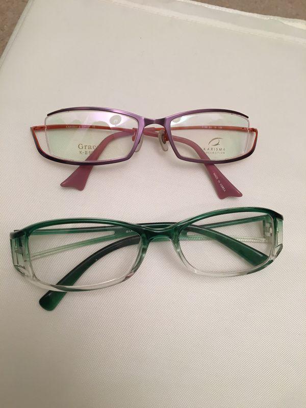 Unique glasses frame