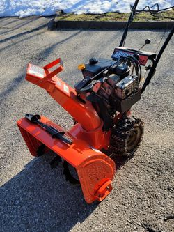 Ariens 24' Snow Blower...Excellent Condition...Must Sell ASAP...$100 Or Best Price for Sale in New Rochelle,  NY
