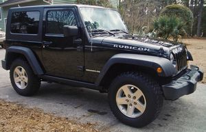 🍁URGENT!🍁 🔑🔑2007 Jeep Wrangler Rubicon FOOT WAVE ACTIVATED TRUNK OPENING! for Sale in Orlando, FL