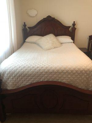 Queen Bedroom Set for Sale in Auburn, WA