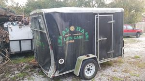12 foot box trailer for Sale in Frostproof, FL