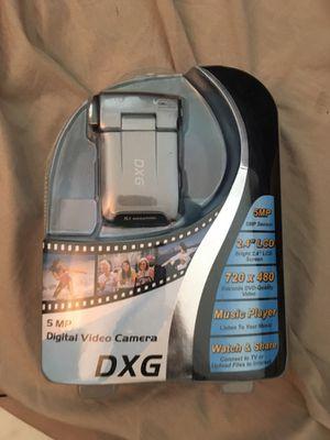DXG camcorder (Brand new sealed in plastic) for Sale in New York, NY