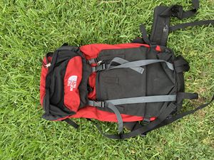 North Face Backpack Hiking for Sale in San Antonio, TX