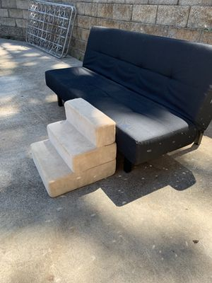 Dog Steps stairs Removable cover for Sale in Marietta, GA