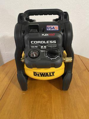 Dewalt cordless air compressor BRAND NEW for Sale in Clarksburg, CA