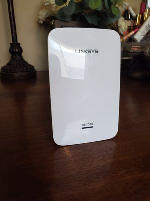 Linksys re7000 max-stream wifi extender for Sale in Sherman, TX