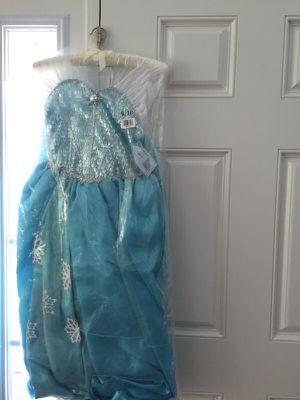 NEW Disney Original - Elsa Deluxe dress for Sale in UPR MARLBORO, MD