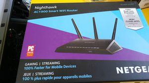 netgear nighthawk smart wifi router for Sale in San Francisco, CA