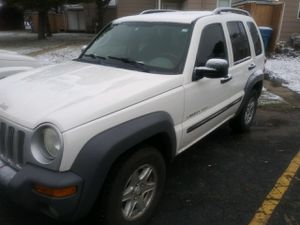 2002 Jeep Liberty 4×4 for Sale in Indianapolis, IN
