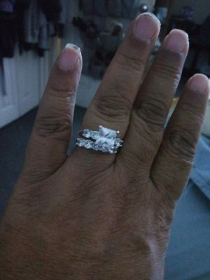Wedding ring set for Sale in Willingboro, NJ