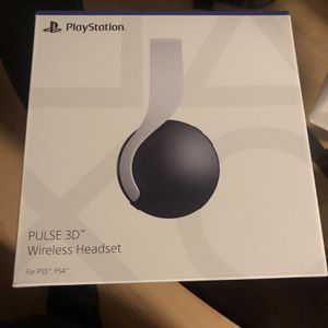 Pulse 3D Wireless Headset For PS5! for Sale in Silver Spring, MD
