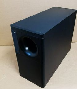 Bose acoustimass & 2 cubes speaker for Sale in San Diego,  CA