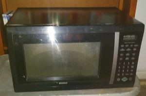 Kenmore Microwave Black model# 721.63259301 for Sale in Honolulu, HI