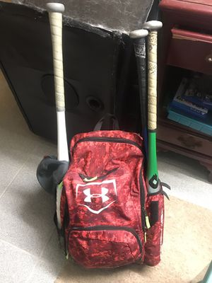 Underarmour baseball backpack for Sale in Philadelphia, PA