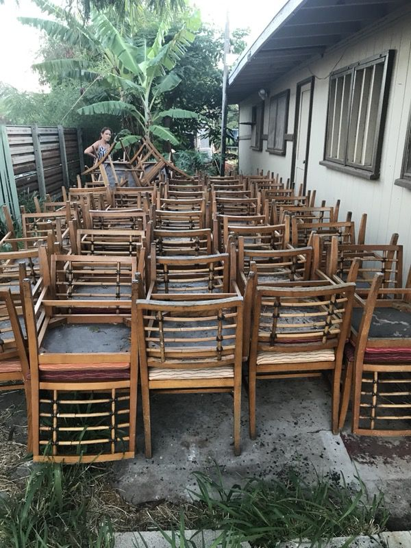 Used Restaurant Chairs For Sale In Waiʻanae Hi Offerup