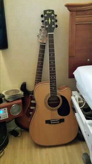 I have 3 Great Guitars for sale. $175-OBO. for Sale in New York, NY