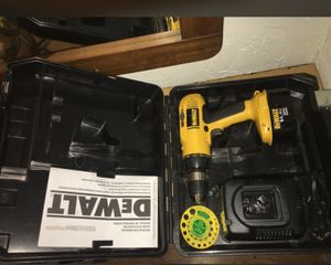 Dewalt drill for Sale in Creston, CA