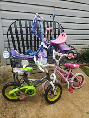 Kids Bicycle/Tricycle/Scooter Lot Used (Please Read Ad) for Sale in Rock Hill, SC