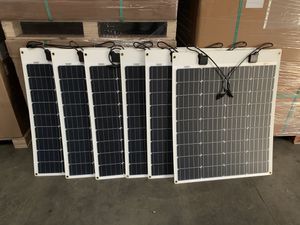 80 watt flexible solar panel BRAND NEW for Sale in Claremont, CA