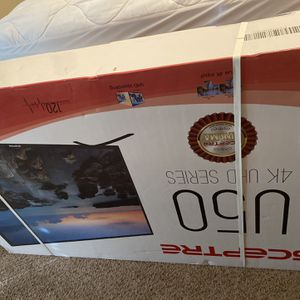 Brand New Sceptre 50 Inch TV for Sale in Sugar Land, TX